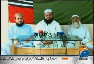 spiah 300x204 Sipah e Sahaba gets Zulfiqar Mirzas welcome in Karachi